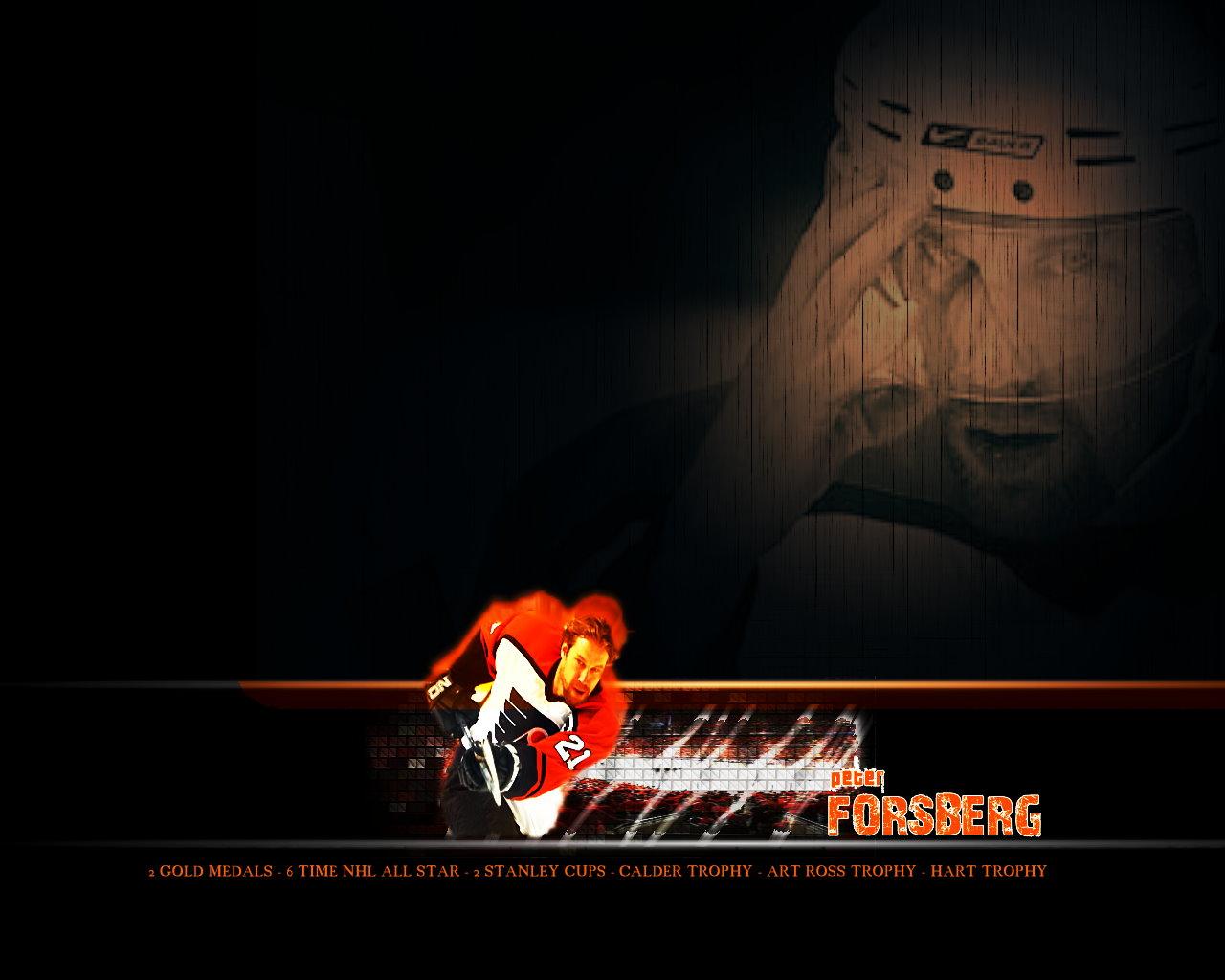 Peter Forsberg Wallpaper