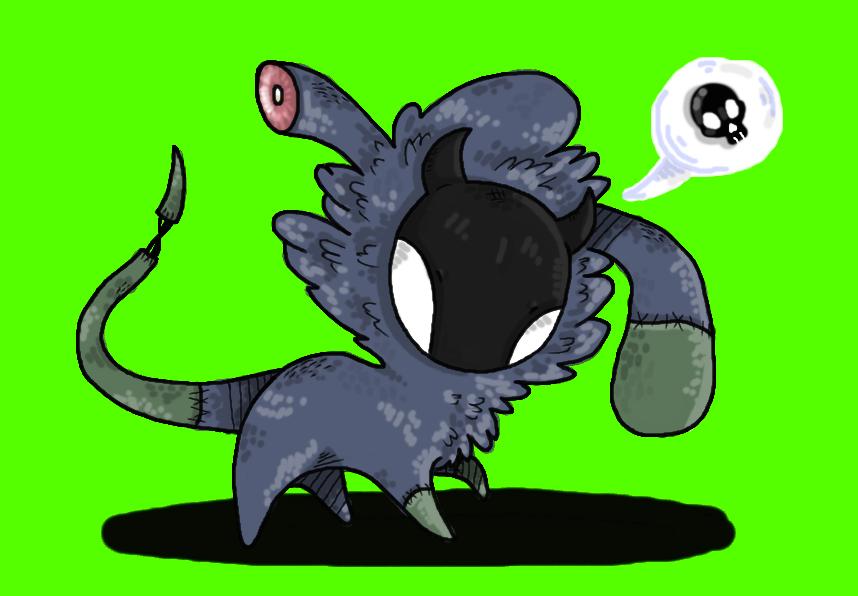Zombie Guumi!!!! by GGFOX22