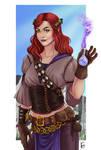 Erica - Fantasy Commission