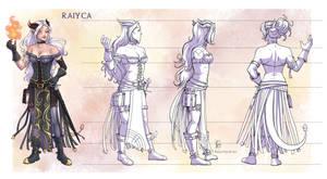 Rynn - Commission by ElenaFerroli