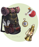 Lyrelle Inventory - Commission