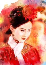 liu shi shi by thamzmasterpiece