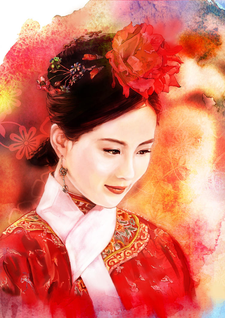 liu shi shi by thamzmasterpiece on DeviantArt