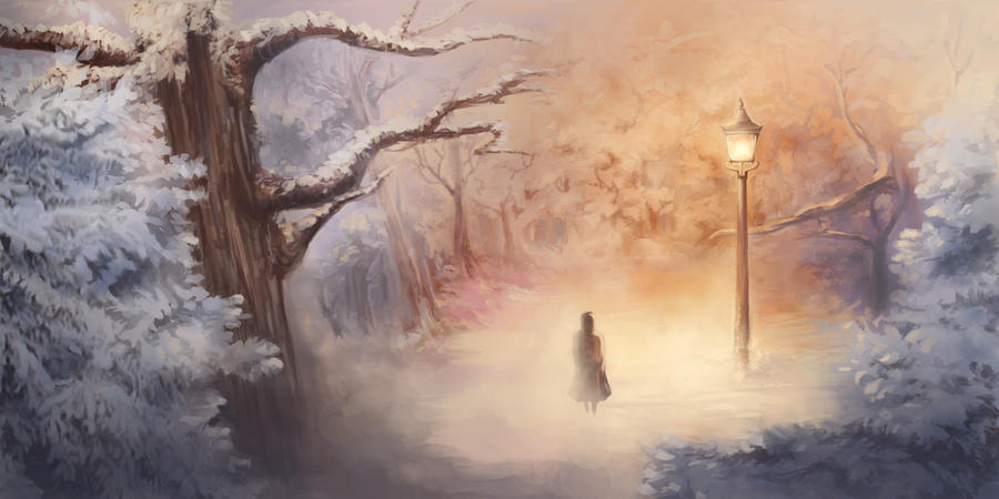 Narnia Speed Paint By Thamzmasterpiece On DeviantArt