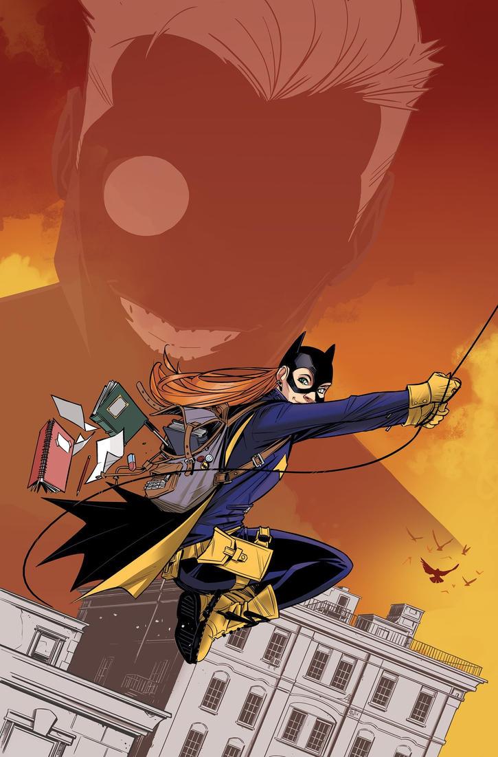 Batgirl by Chris Wildgoose by lovegrudb