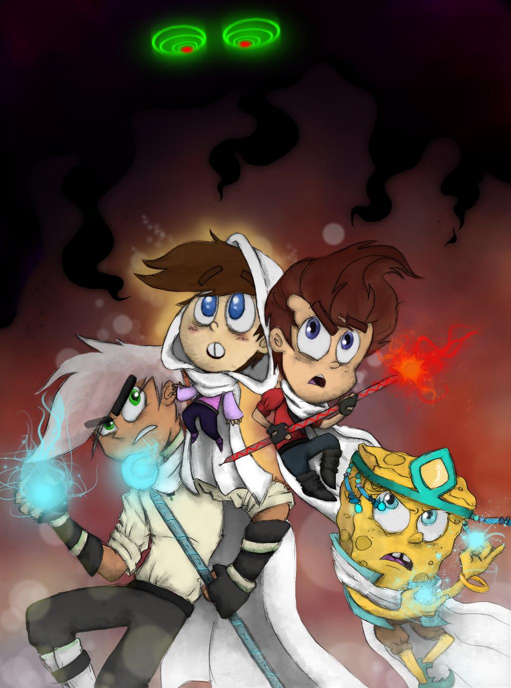 Guardians by Nicktoonacle