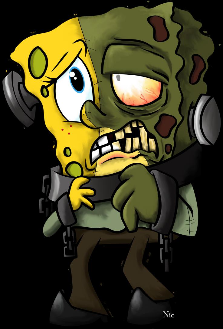 MonsterBob by Nicktoonacle