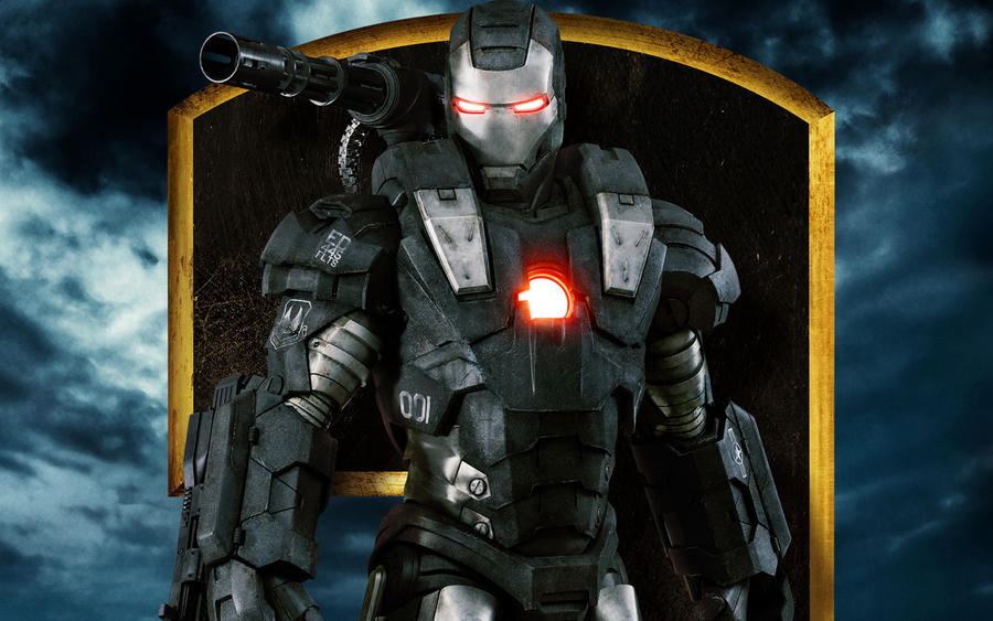 War Machine vs Robo Cop - Battles - Comic Vine
