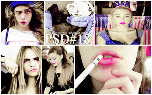 #PSD18 by TheStoryOfUs1