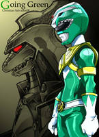 Going Green Ranger by ShadowMaster23