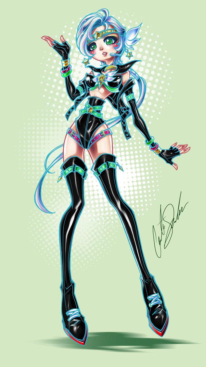 Sailor Star Healer Reboot by ShadowMaster23