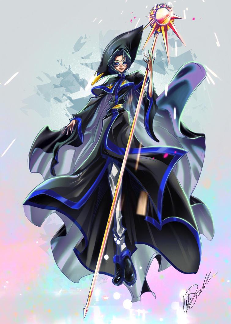 Cardcaptor Sakura Eriol   by ShadowMaster23