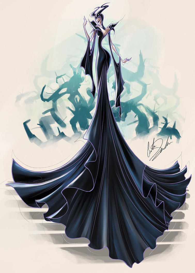 Maleficent by ShadowMaster23