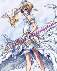 Card Captor Sakura Clear Card by ShadowMaster23