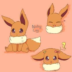 Pokemon by NICKYLAG