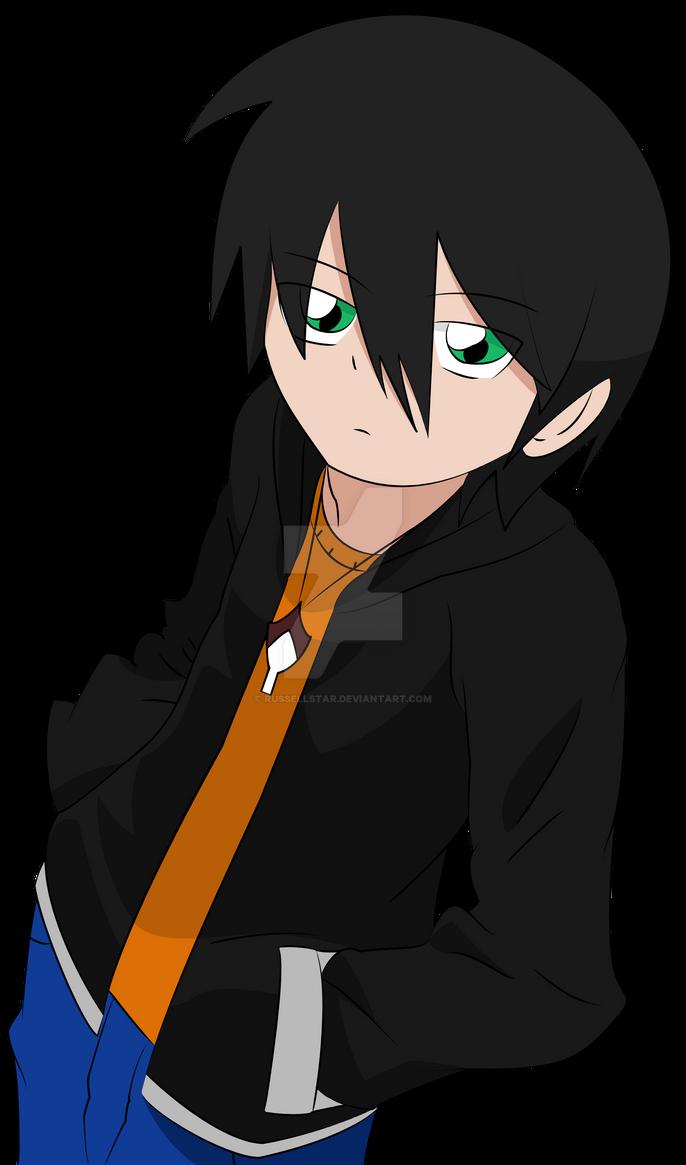 Ryu Saito by RussellStar