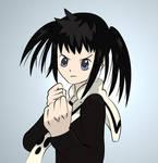Tsugumi Harudori, the Demon Halberd
