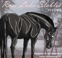 Rose Lake Stables Avatar by RoseLillyStudios