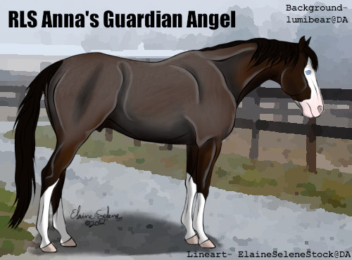 RLS Anna's Guardian Angel updated by RoseLillyStudios