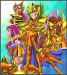 Saint Seiya Poseidon