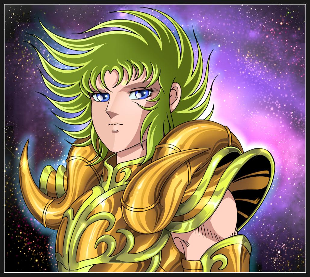 Saint Seiya FanArt - Next Dimension