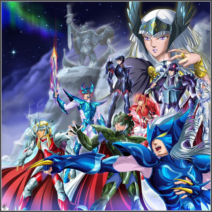 [Anime do Mês] - Os Cavaleiros do Zodíaco Asgard2_by_juni_anker-d9q2lrp