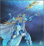 Poseidon Saint Cloth Myth 15th ann.