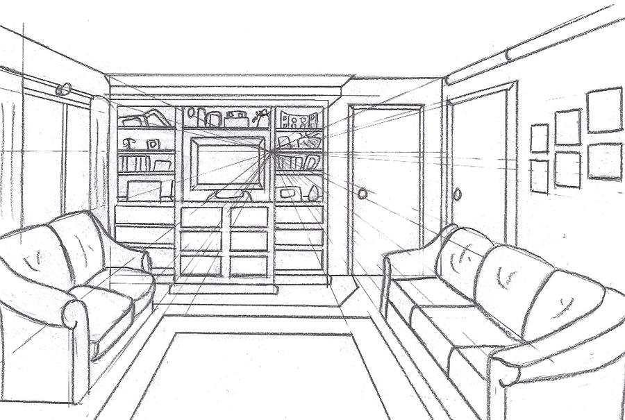 1 Pt. Room Study By Saronicle ...