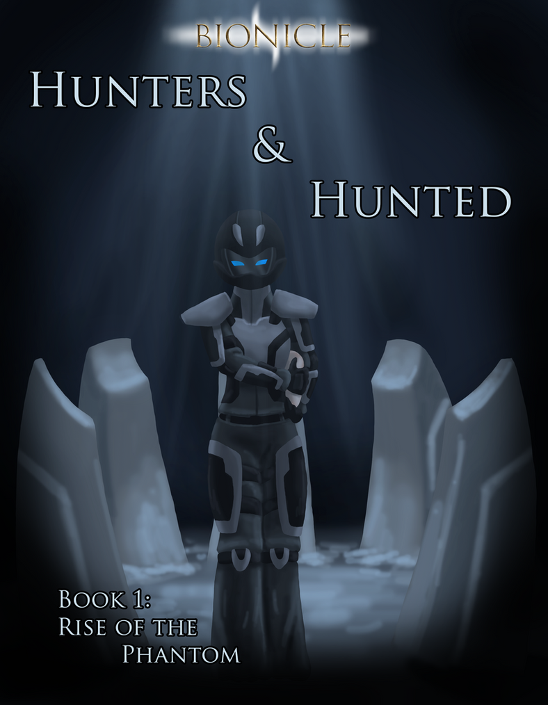 Hunters and Hunted Cover by Saronicle