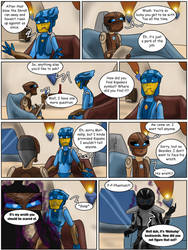 Hunters and Hunted Ch 7 Pg 34 by Saronicle