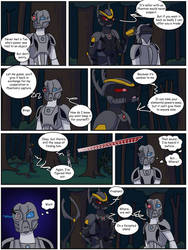 Hunters and Hunted Ch 9 pg 33 by Saronicle