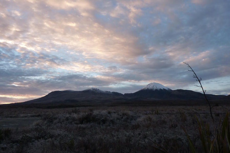 Photography - Page 2 Tongariro_morning_by_redcrimson-d41f7g4