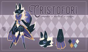 Cristofori the Scarfox