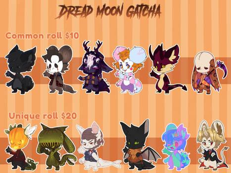 Dread Moon Gatcha Sale [OPEN!]