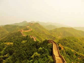 The Great Wall of China by samarinda