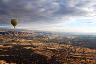 Turkish Hot Air Balloon Adventure by samarinda