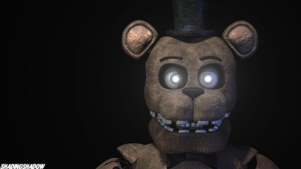 He\'s a Scary Bear by ShadingShadowSFM on DeviantArt