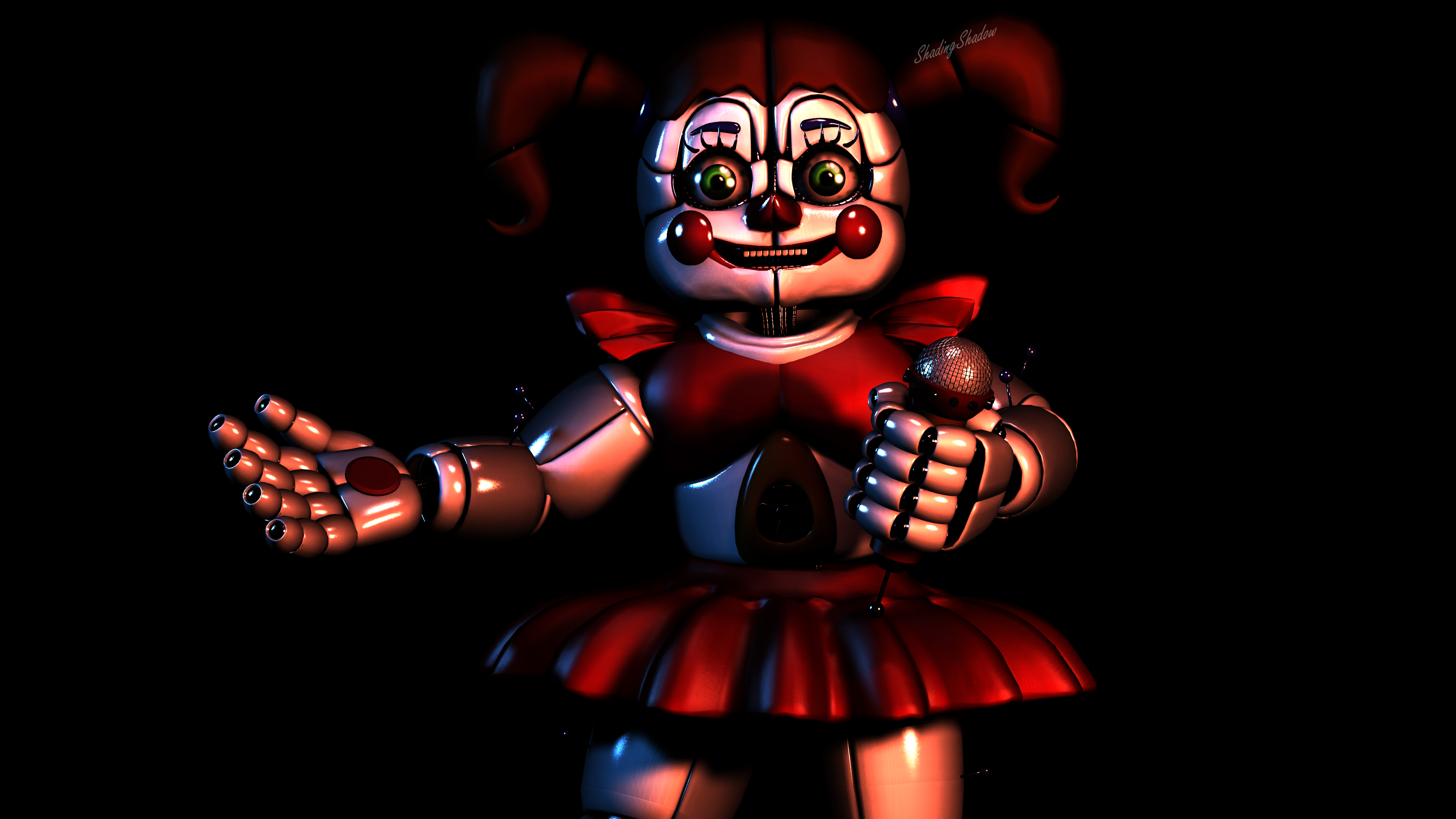 Circus Baby (SFM FNAF) by TheSitciXD on DeviantArt