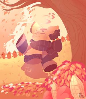 [PROMPT] October