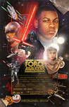 The Force Awakens Poster (Version A) Small