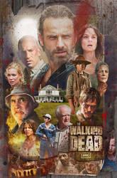 Walking Dead (Season 2) Poster