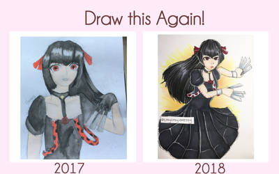 Draw this again! Juuzou :re 2017-2018 by CrayCrayVanessy