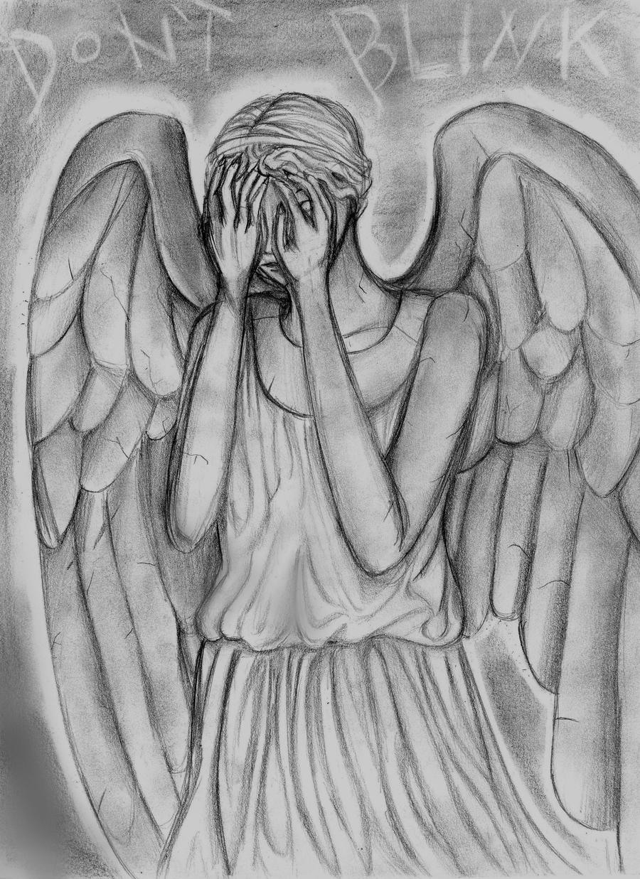 Don't Blink by Checker-Bee
