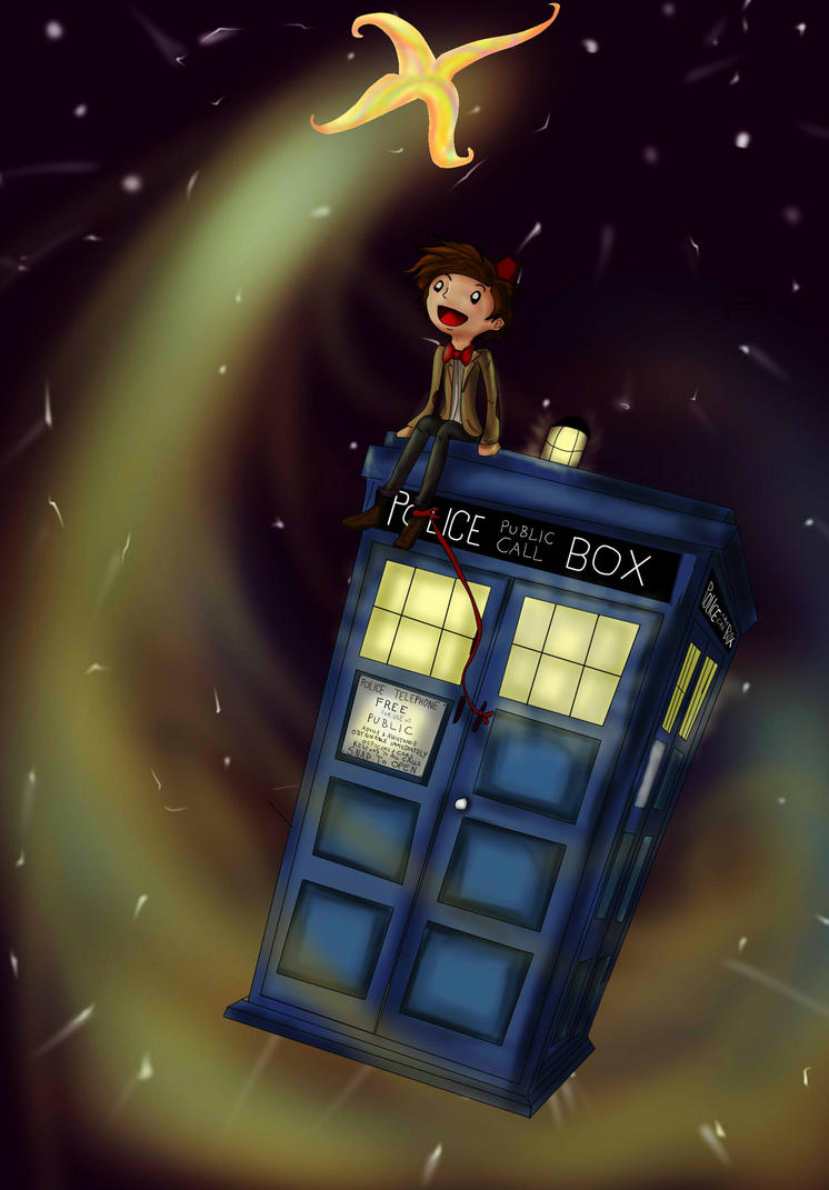 Doctor Who - Star Struck by Checker-Bee