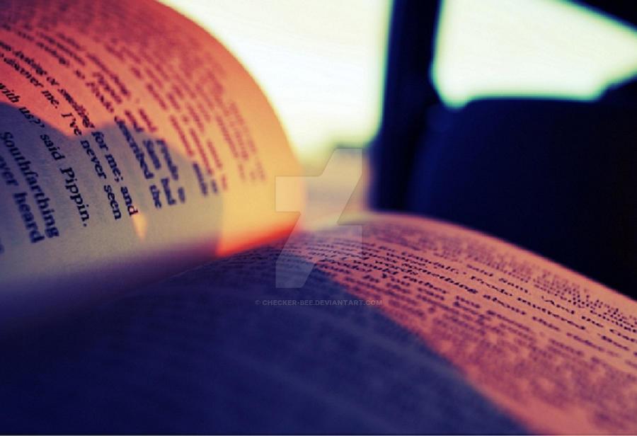 Book Nerding by Checker-Bee