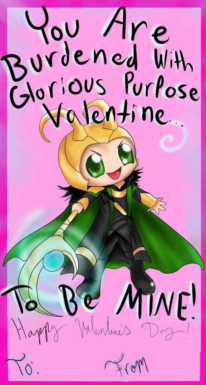 Kneel Valentine!!! by Checker-Bee