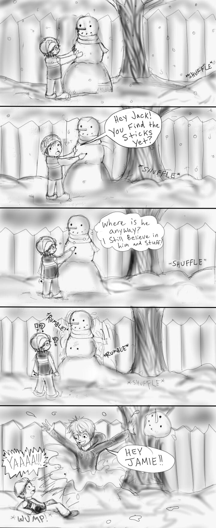 ROTG Comic: Guardian of Fun? pt 1 by Checker-Bee