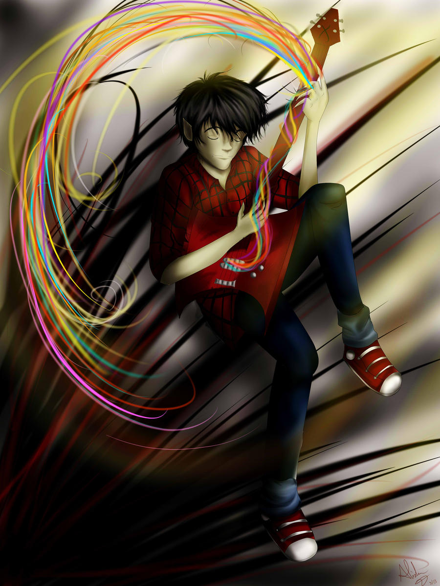 AT: Marshal Lee and the Song of Aaa by Checker-Bee