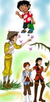 Disney Gender-Bender sketch dump