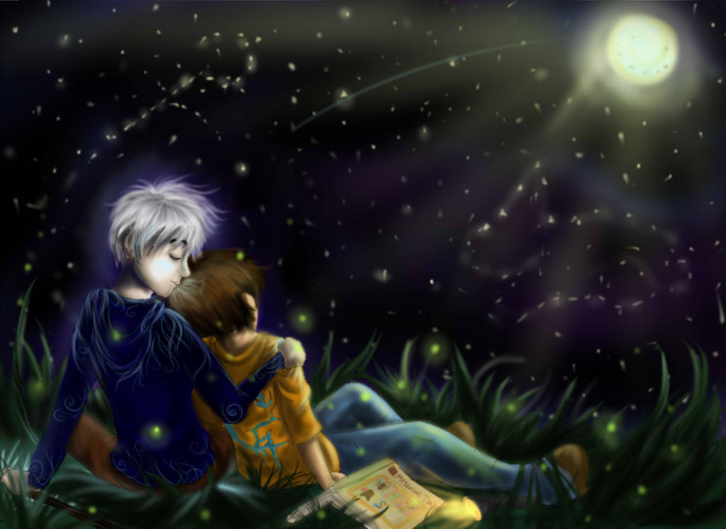 Stargazing by Checker-Bee